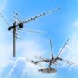 Телевизионные антенны, мачты, усилители и универсальные пульты