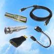 Разъёмы и кабели