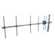 Антенна Мир CDMA-450/10эл алюминиевая, частота: 450 МГц