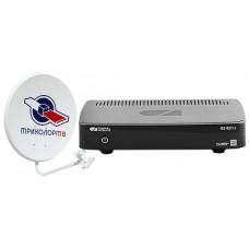 Комплект Триколор ТВ (31 день) с установкой